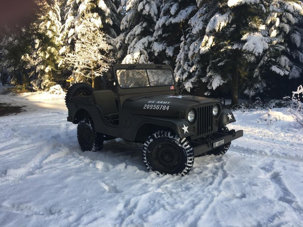Willys MD M38A1