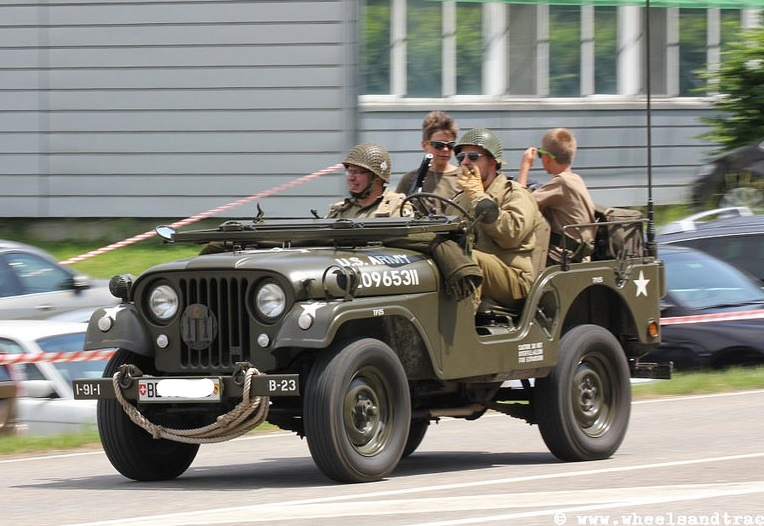 M38A1 Willys